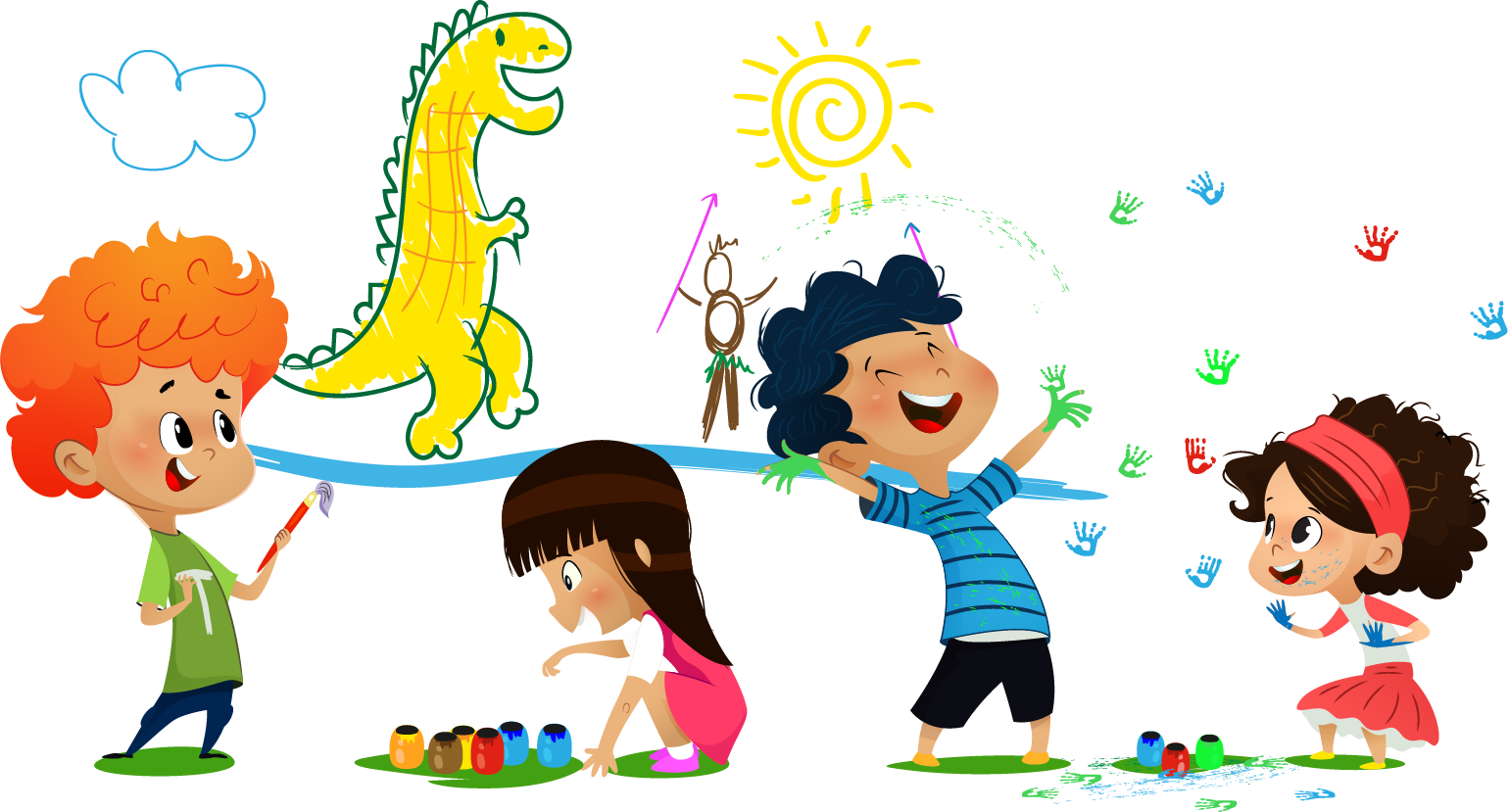 Fun Kid S Artwork Cool Crafts And Online Games The Kid S